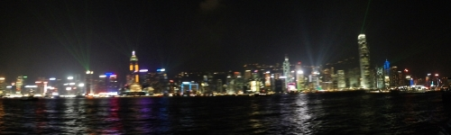 HK Skyline!