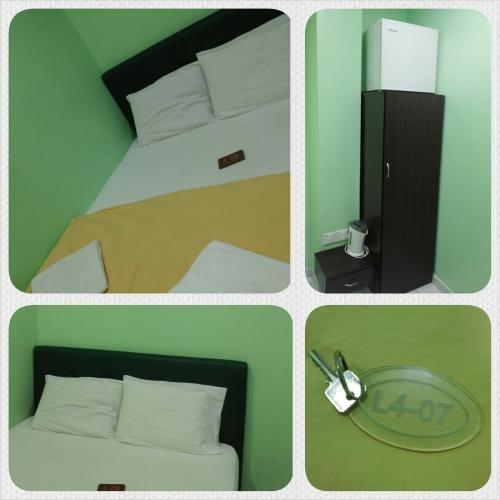 Fasilitas di Hotel ML Inn. Gak terlalu mewah, tapi pas sama yang dibutuhkan~