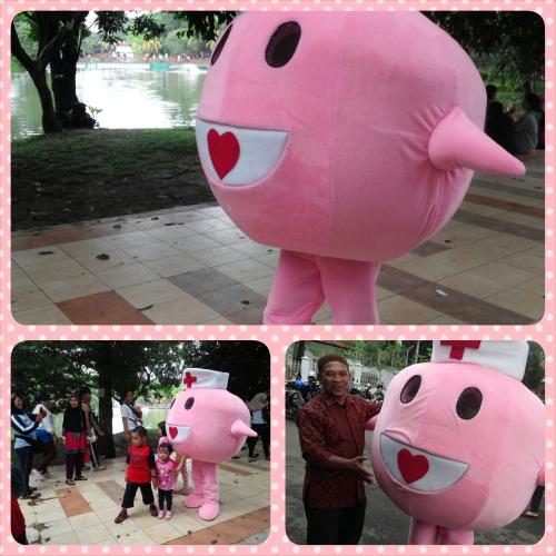 Meet Pinky!