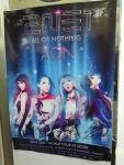 Poster AON 2NE1 di GS!!