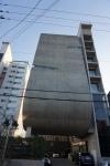 Ini dia gedung YG dari samping.